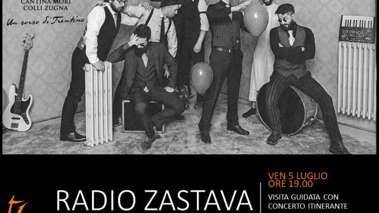 RADIO ZASTAVA - LAGARINA JAZZ FESTIVAL